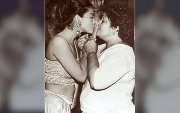 Saroj Khan Death: Kajol Shares An UNSEEN Mischievous Pic With The 'Coolest Choreographer'; Remembers Memories