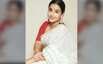 Vidya Balan Once Helped A Journalist Deal With The Loss Of His Mother; Actress Pulled-Off A Photoshoot Without Charging A Penny