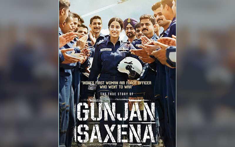 Gunjan Saxena: The Kargil Girl: Indian Air Force Writes A Letter To CBFC Expressing Displeasure Over 'Negative Portrayal' In Janhvi Kapoor Starrer