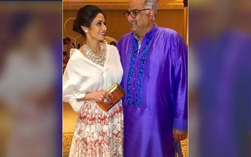 Boney Kapoor Shares An Emotional Post For Late Wife Sridevi On Her Birth Anniversary; Says Jaan Missing You Lots Every Second Of The 900 Days You Left Us'