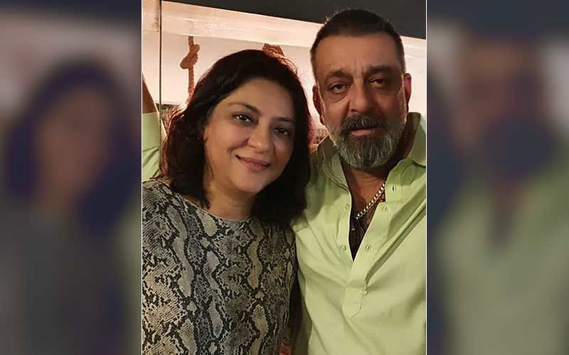 Priya Dutt Escorts Brother Sanjay Dutt To Kokilaben Hospital After Cancer Diagnosis; Actor Will Soon Head To US For Further Treatment