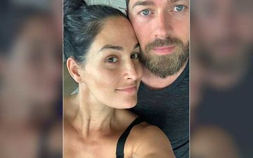 WWE Star Nikki Bella Announces Son's Name With A Cute Pic; Nikki And Fiancé Artem Chigvinstev Put Marriage On Hold Due To The Pandemic-Reports