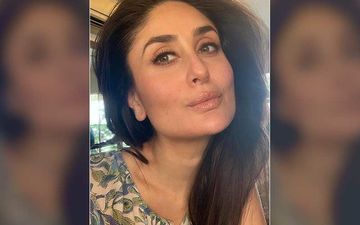 Preggers Kareena Kapoor Khan Spotted Dressed In Comfy Traditional Wear; Actress Looks Ethereal In A Powder Green Silk Suit For Family Ganpati Celebration