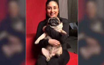 Kareena Kapoor Khan Shares A Video Of Her Shooting With Her Favourite Co-Star Leo; The Actress Holding Her New Buddy Is Adorbs-WATCH