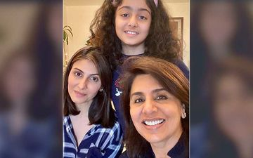 Neetu Kapoor's Emotional Post On Rishi Kapoor, 'Part Of You Goes With The Person Who Has Gone'; Expresses Gratitude For Daughter Riddhima