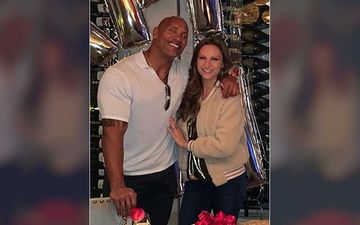 COVID-19 Survivor Dwayne Johnson Celebrates Wife Lauren Hashian's Birthday In The Best Way Possible