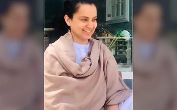 Kangana Ranaut's Video From March Where She Claimed Being A 'Drug Addict' Resurfaces As Bollywood Deals With Drug Abuse Allegations