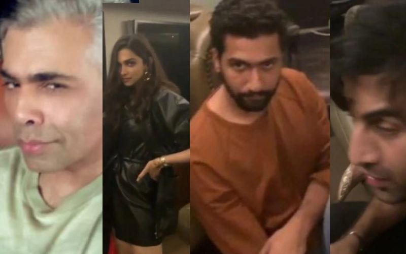 NCB Receives Forensic Report Of Karan Johar's Viral Party Video; It Is 'Authentic' Without Any Tampering - REPORTS