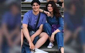 Twinkle Khanna Wishes Son Aarav As He Turns 18; Pens Down Heartfelt Caption And Shares Something She Had Once Written For Him