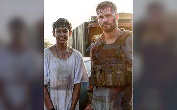 Extraction Child Actor Rudhraksh Jaiswal Reveals Chris Hemsworth Changed His Life; Says He Was BULLIED At School, Would Go Home Crying