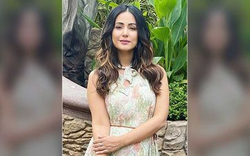 Bigg Boss 14: Hina Khan Is Back On The Controversial Show; Actress Gives Fans A Glimpse Of Her BB Look In A Scintillating Backless Dress