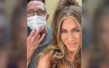 Emmys 2020: Here's How Jennifer Aniston Got Ready For The Big Night; Actress Shares Pics