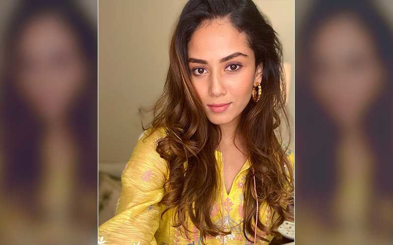 Mira Rajput Is Trying To Be Fit While At Home During The Lockdown; Shares Her Recipe To Stay Healthy
