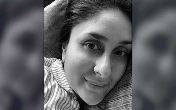 Preggers Kareena Kapoor Khan Spends Her Lazy Monday Morning In PJ's; Exclaims 'What A Life'