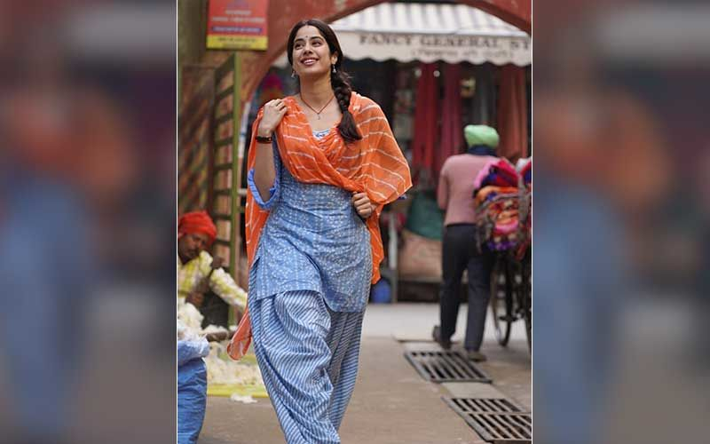 Good Luck Jerry FIRST LOOK: Janhvi Kapoor Kick-Starts Shooting For Her Upcoming Film In Punjab; Drops A Blissful Pic From The Sets