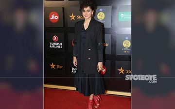 Taapsee Pannu Opens Up On How 'Tedious' It Is To Find Actors To Be A Part Of A Woman-Led Film
