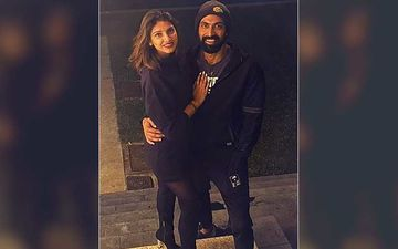 Rana Daggubati And Wife Miheeka Bajaj Get Clay Impression Of Their Hands; Couple All Set To Spend A Lifetime Together, Holding Hands