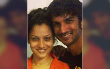 Sushant Singh Rajput Birth Anniversary: Ankita Lokhande Drops Throwback Video Of SSR Performing On Shah Rukh Khan's Song Jaadu Teri Nazar; Calls Him 'A True SRK Fan'