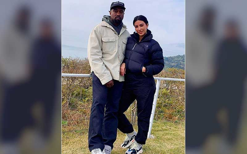 Kanye West Spotted In Public For The First Time In Months; Returns From Wyoming After His Separation News With Estranged Wife Kim Kardashian-REPORT