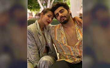 Malaika Arora And Arjun Kapoor Posts Breath-Taking Balcony Pics; Couple Shares Surreal After Sunset Photos
