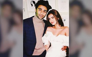 Tara Sutaria Wants To Go Riding With Beau Aadar Jain On The Maldivian Wave; Their Cute Social Media Banter Is Unmissable