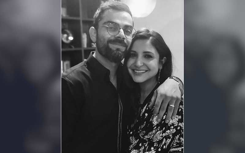 Anushka Sharma And Virat Kohli Step Out For A Lunch Date In Town; The Couple Enjoys Their Blissful Afternoon-Pics INSIDE