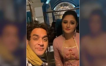 Bigg Boss 14: Vikas Gupta Cries Over Family Not Visiting Him; Rashami Desai Comes To His Rescue, Visits Him For 4 Mins During BB Family Week