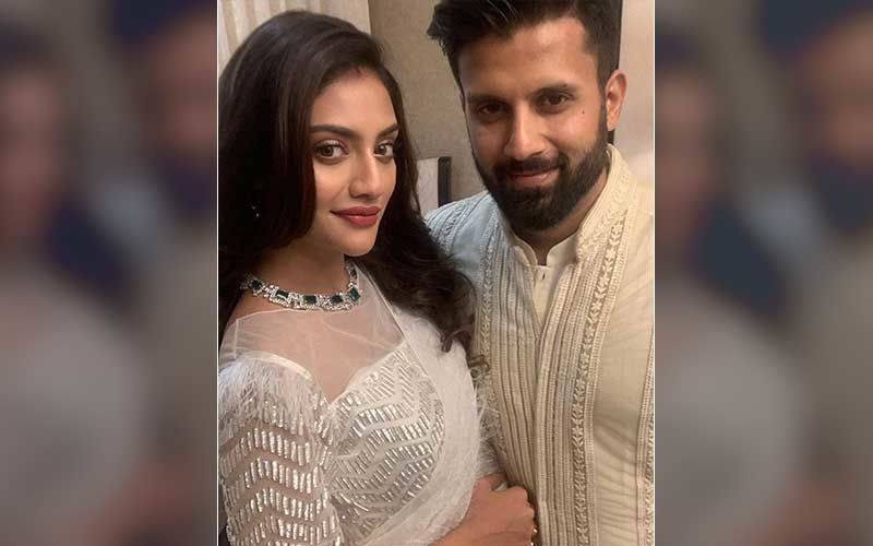 MP Nusrat Jahan And Nikhil Jain's Marriage In Trouble? Actor Reacts To Rumours About Trouble In Paradise