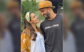 Inside Pics: New Parents Anita Hassanandani And Rohit Reddy Are Full Of Love In The Hospital As They Welcome Their First Baby; Couple Captures Beautiful Moments