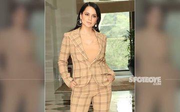 Kangana Ranaut Bashes Trolls Slamming Her For Comparison With Academy-Winner Meryl Streep; 'How Many National Or Padma Awards Meryl Streep Has?'