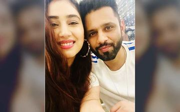 Bigg Boss 14: Rahul Vaidya And Ladylove Disha Parmar Dance Like No One's Watching In THIS Unseen Video; The Duo Looks Adorbs-WATCH