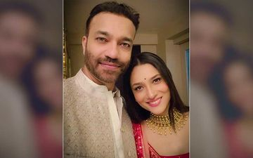Valentine's Day 2021: Ankita Lokhande Heads Out For A Romantic Drive With Beau Vicky Jain; Couple Looks Happy And Set To Paint The City Red With Love