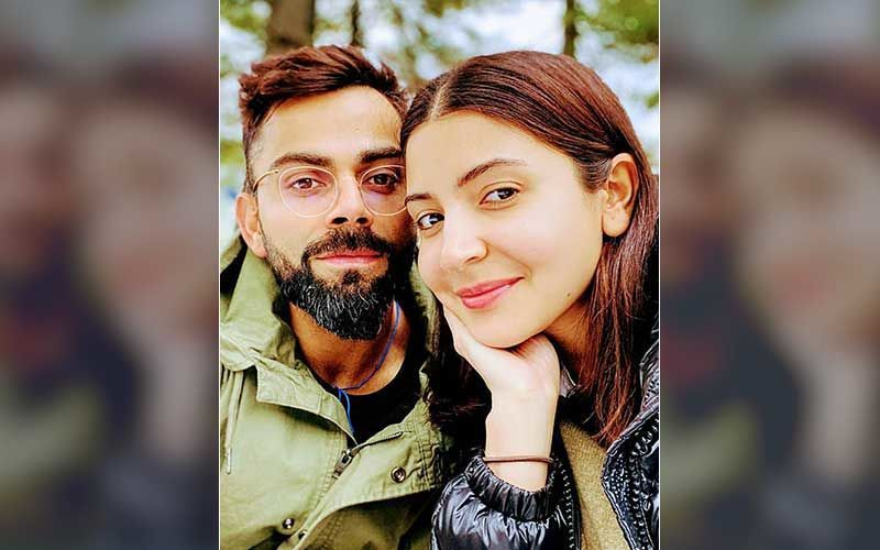 Anushka Sharma, Virat Kohli And Daughter Vamika's Pictures From Airport Go Viral; Fans Furious As Vamika's Privacy Gets Hindered Despite Couple's Request