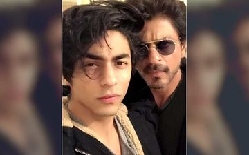 Shah Rukh Khan's Fan Shares Video Of Actor's Son As He Attends IPL 2021 Auction; Aryan Fixing His Hair Is Ditto To How King Khan Does -WATCH