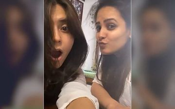 New Mommy Anita Hassanandani Reunites With BFF Ekta Kapoor; They Recreate 'Pawri Ho Rahi Hai' Viral Video With Their Kids- WATCH