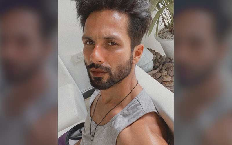 Shahid Kapoor Rides A Classy Bike For His Latest Photoshoot Video; Actor Is All Set To Impress-WATCH