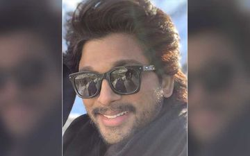 Allu Arjun's Swanky Vanity Van Meets With An Accident During Return From Rampachodavaram; Actor Is Safe And Sound-REPORT