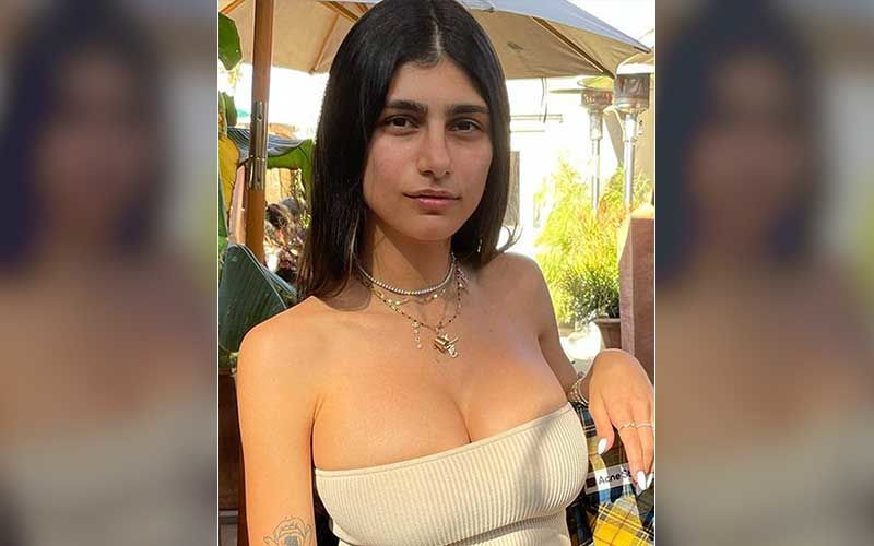 Mia Khalifa Drops Sexy Pics In Latest Post Supporting Farmers' Protest; Says 'Still Accepting Bribes In The Form Of Samosas'