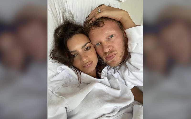 Emily Rajatkowski Welcomes First Child With Husband Sebastian Bear-McClard; Says 'Sylvester Apollo Bear Has Joined Us Earth Side'