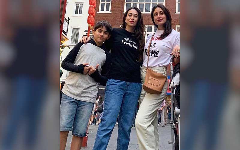 Kareena Kapoor Khan Has The Sweetest Birthday Wish For Sis Karisma Kapoor's Son Kiaan Kapoor; Sends Love To Her 'Precious Kiu', Calls Him 'The Biggest Bro To My Babies'