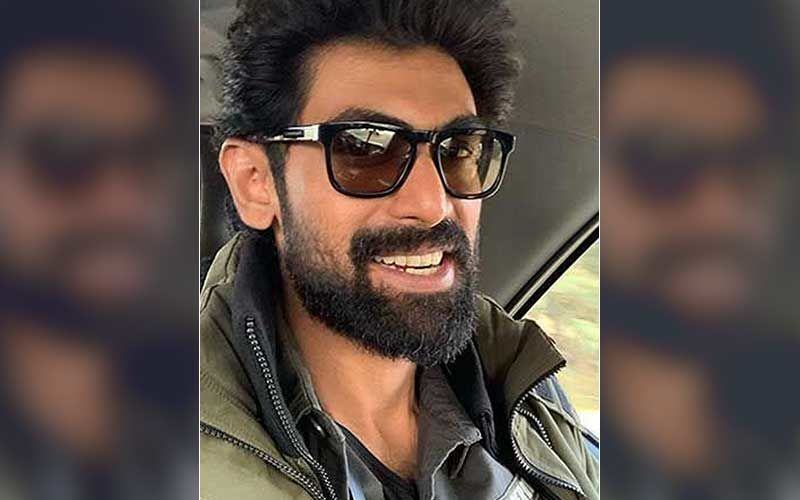 Rana Daggubati Arrives In Mumbai Days Before The Release Of Haathi Mere Saathi; Actor Gets Clicked At The Airport
