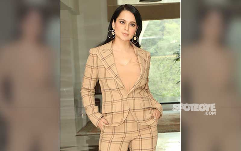 Thalaivi Trailer Launch: Kangana Ranaut Breaks Down In Tears While Talking About Director Vijay; Actor Tweets 'Today I Cried And Cried And It Feels So Good'-WATCH Video