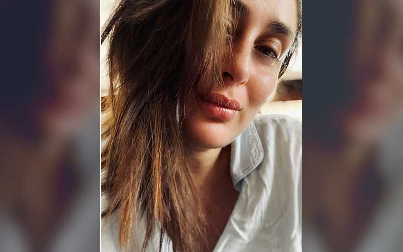 Kareena Kapoor Khan Drops A Make-Up Free Selfie On A Lazy Wednesday; Gives A Glimpse Of Her Mood As She Waits For The Weekend