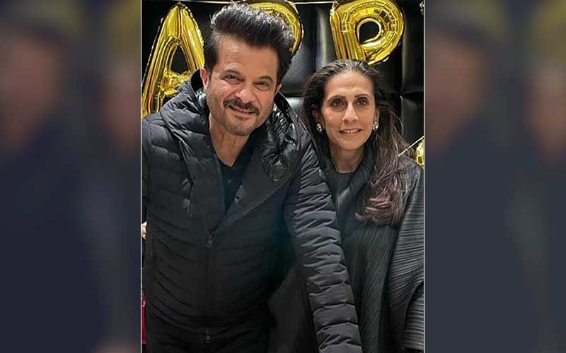Anil Kapoor Gifts Wife Sunita Kapoor A Luxurious Car On Her Birthday; Couple Adds New Wheels To Their Collection-Deets INSIDE