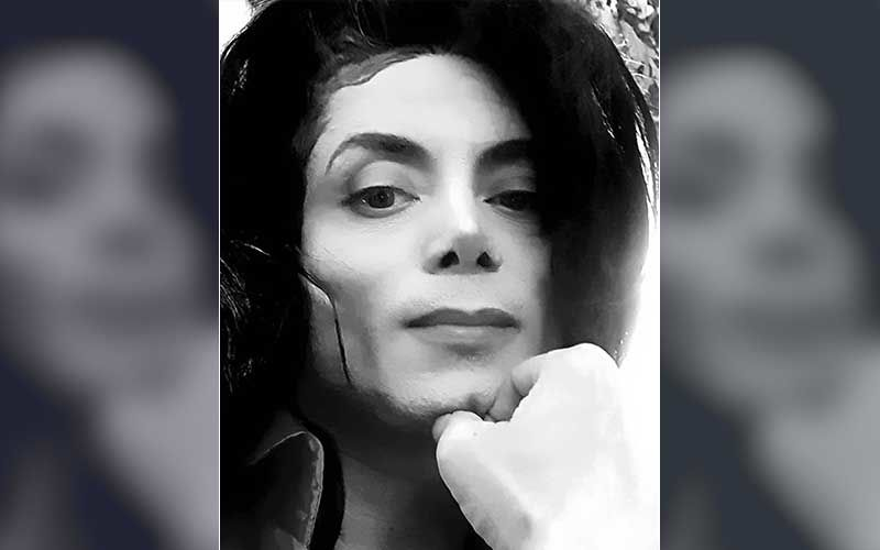Late Michael Jackson's Lookalike Sergio Cortes Shares A New Photo That Reminds Us Of THIS Throwback Pic Of MJ; This Resemblance Is UNCANNY