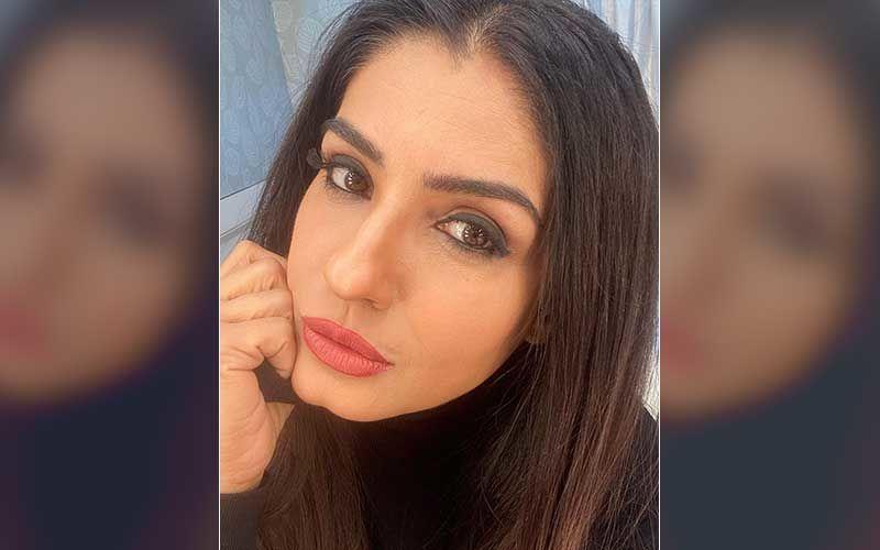 Aranyak: Raveena Tandon To Make Her Digital Debut With Netflix Web Series-Deets INSIDE