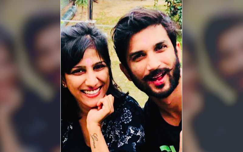 Sushant Singh Rajput's Sister Priyanka Singh Shares A Pic Of The Moon As She Misses Her Late Brother; Says She Has High Hopes From The CBI