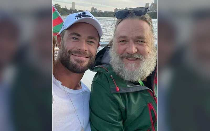 Russell Crowe Joins The Cast Of Chris Hemsworth Starrer Thor: Love And Thunder For A Cameo Appearance; Actor Gets Clicked During A Rugby Game-Deets INSIDE