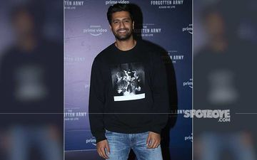 Vicky Kaushal Visits The Uri Base Camp In Kashmir; Shares Pics, Thanks The Indian Army For Inviting Him
