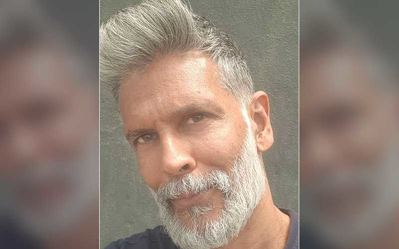 Milind Soman Shares A Straight Face Sun-Kissed Day 10 'Quarantine Selfie'; Records His Temperature And Pulse, Giving Fans His Health Update